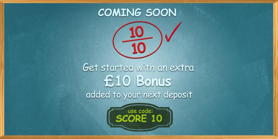 Probability 10/10 Promotion Teaser