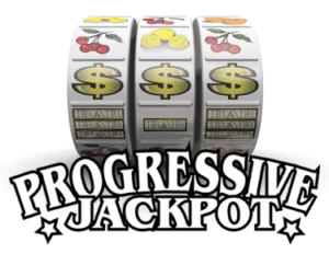 Progressive Jackpot Slot Reels