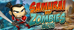 samurai vs zombies mobile slot