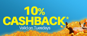 Sapphire Rooms Cashback Tuesdays