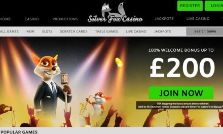 Silver Fox Casino Review – Classy, But Disappointingly Familiar