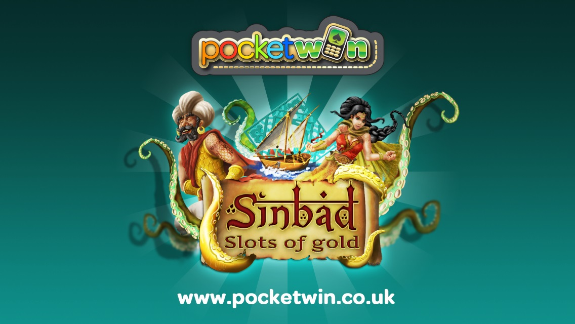 Review of Sinbad: Slots of Gold by InTouch Games, Free £5
