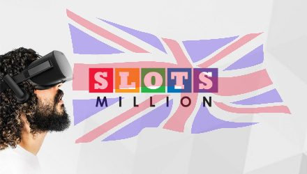 VR Casino SlotsMillion Gets License To Trade In The UK