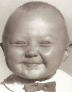 smug baby