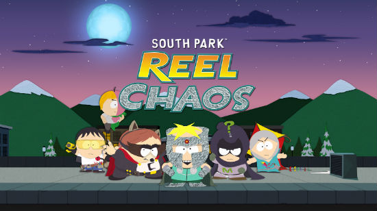 South Park: Reel Chaos Slot Game Logo