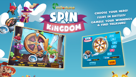 Spin Kingdom Mobile Slot By mFortune — An In-Depth Review