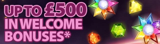 Spin Princess Casino Welcome Bonus