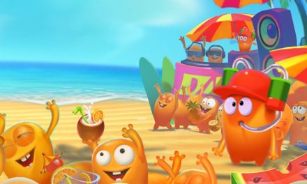 Review of Spinions Beach Party Mobile Slot by Quickspin