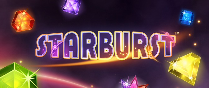 Starburst Slot by NetEnt Logo