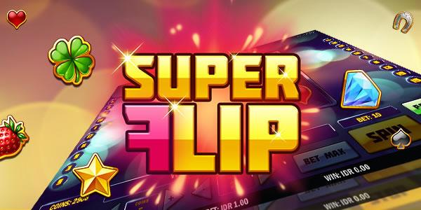 Super Flip Slot Logo