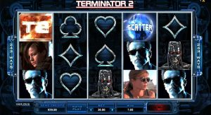 terminator 2 slot screen