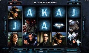 Dark Knight Rises Mobile Slot