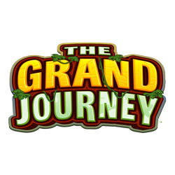 The Grand Journey Slot Game Logo