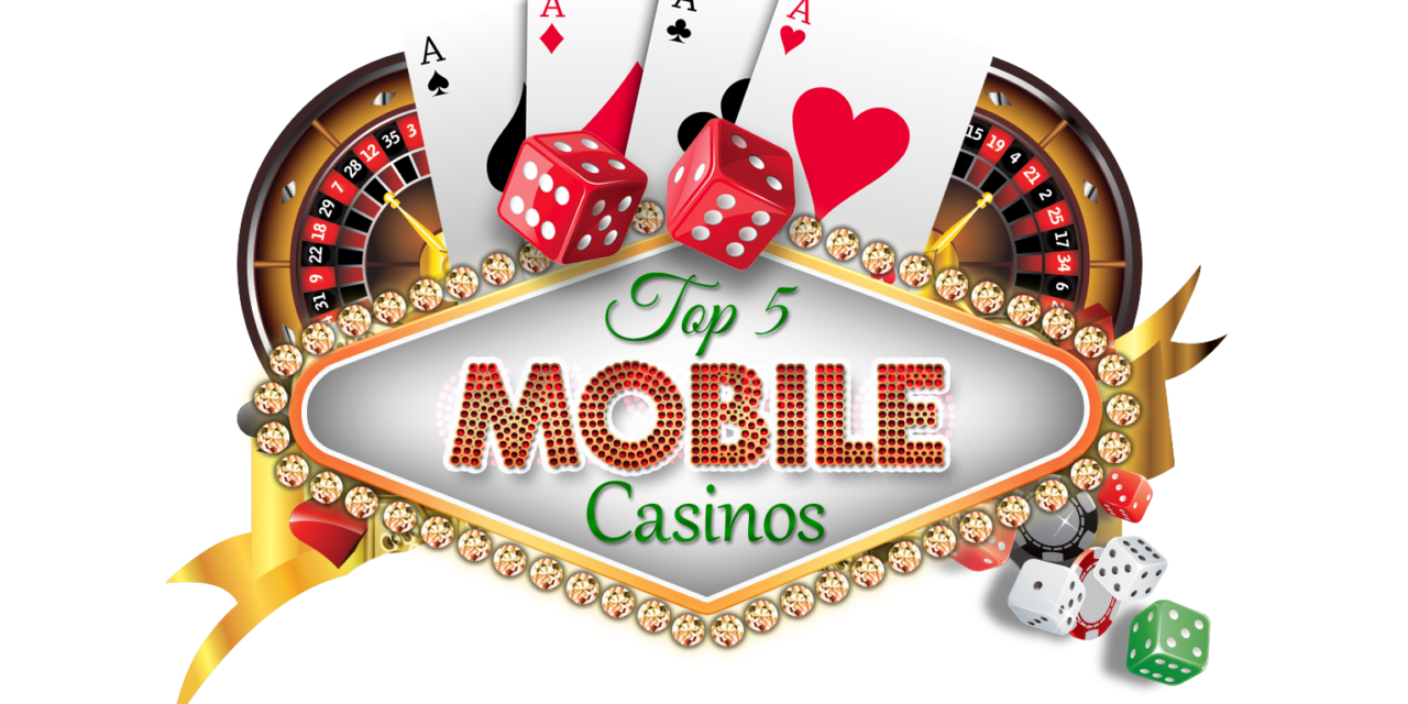 What Mobile Casinos Would You Recommend?