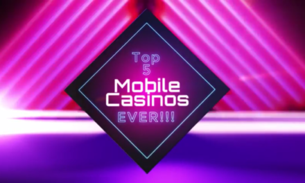 The 5 Greatest Mobile Casinos To Play At Right Now – MS4U Video List
