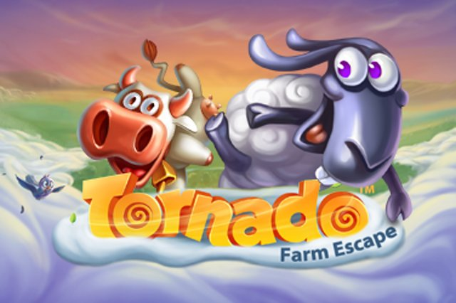 Tornado: Farm Escape Logo