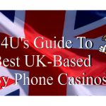 Top 5 UK Pay By Phone Casinos You Should Play At Right Now