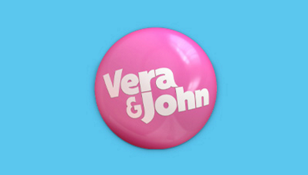 Vera&John Casino Review — 100% Welcome Bonus Up To £100