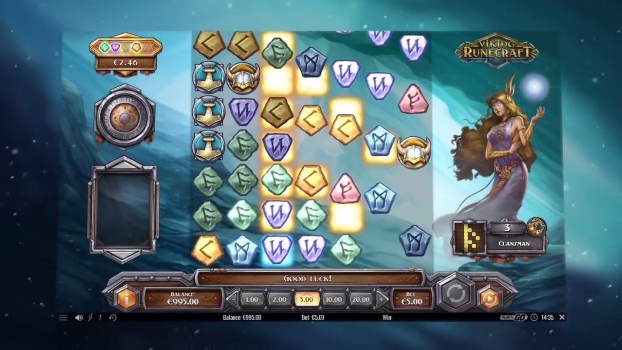 Viking Runecraft - Mobil6000