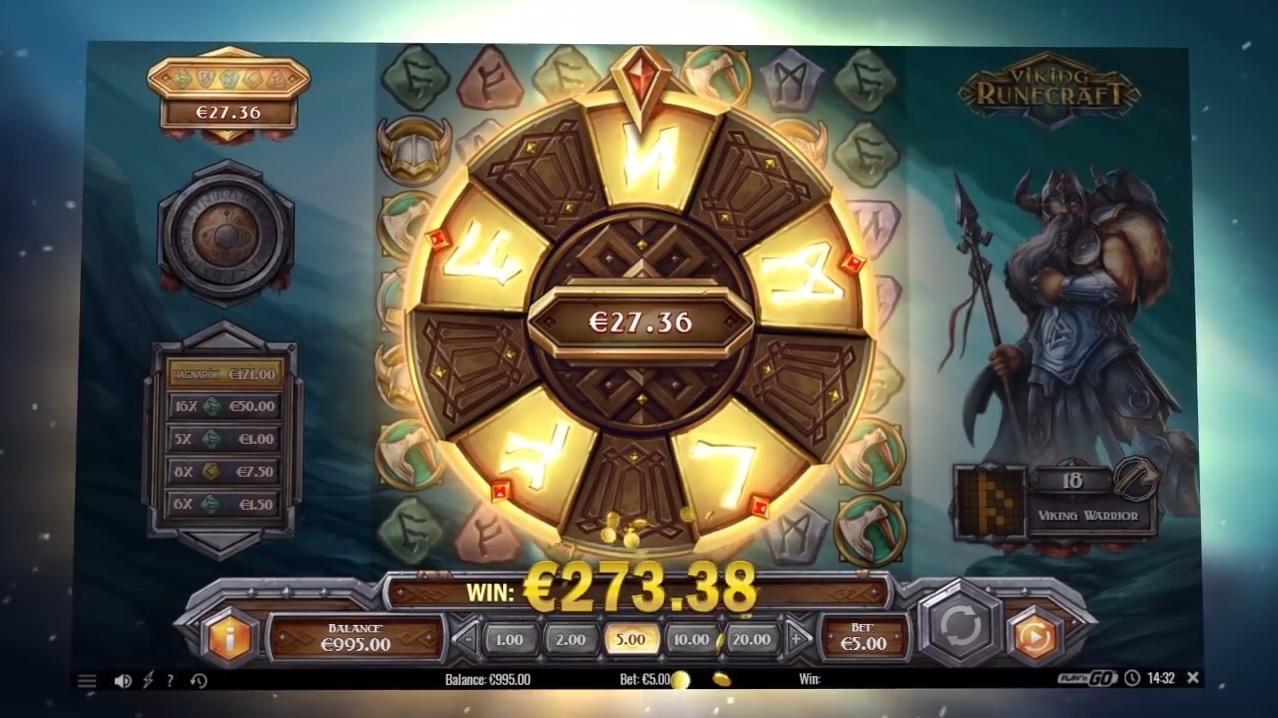 Viking Runecraft Play n Go - Mobil6000