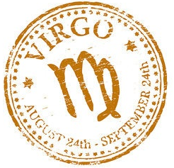 Virgo Stamp