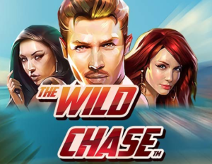 Wild Chase Quickspin Slot Logo Square