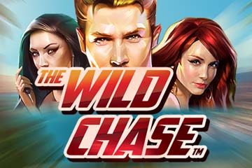 Wild Chase Quickspin Slot Logo