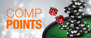 winner casino comp points